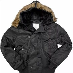 Men's military pilots jacket 100% genuine!